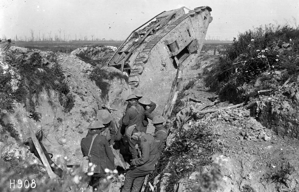33 фотографии первой мировой войны