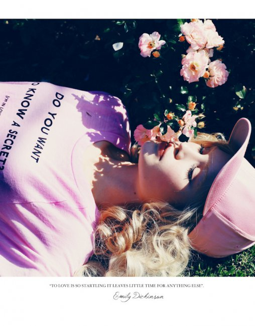 Wildfox Lookbook Simmer 2014