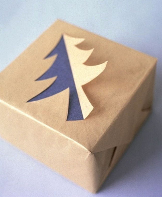 Как сделать подарок своими руками из бумаги и картона видео
