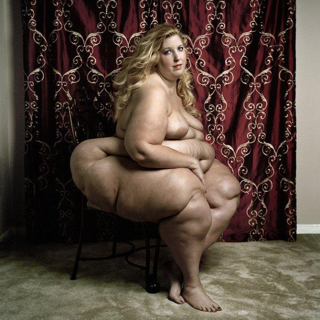 галереи фотографий голых полных женщин и дам