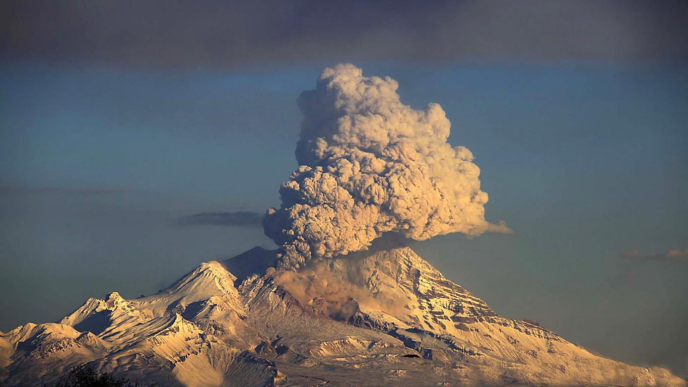 vulkan russia